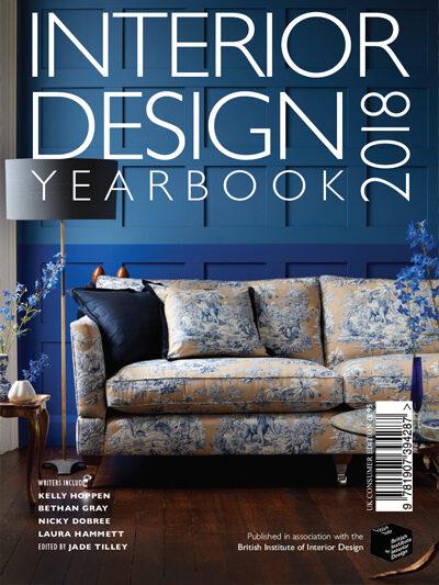 Interior Design Yearbook 2018 cover
