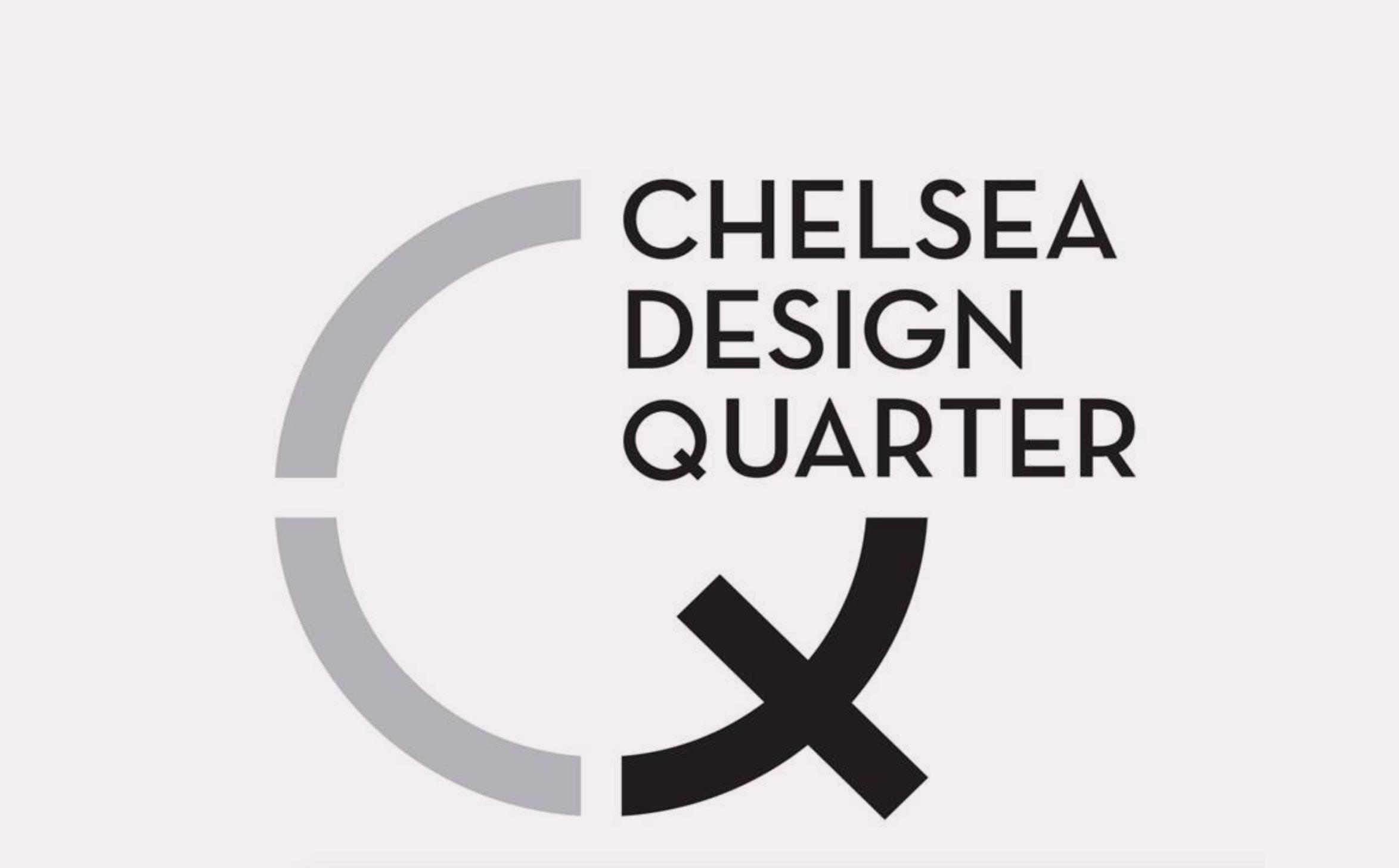 Chelsea Design Quarter Logo