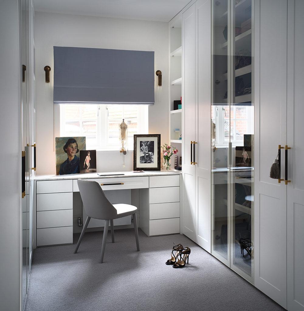 Home office - Luxury sustainable interior design