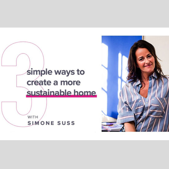3 simple ways to create a more sustainable home