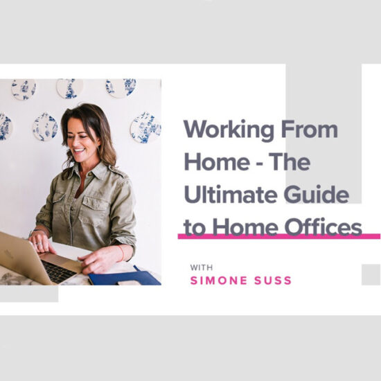 Working From Home - The Ultimate Guide to Home Offices