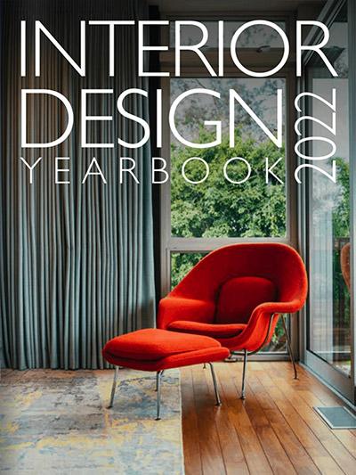Interior Design Yearbook 2022 cover