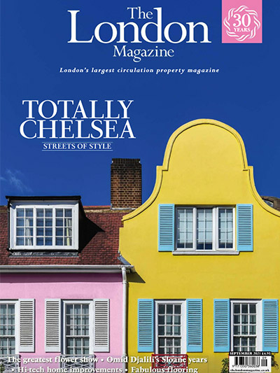 London Magazine September Cover